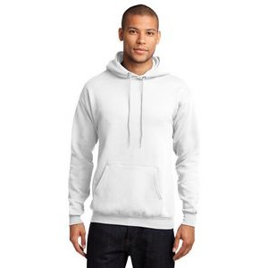 Port & Company® Men's Core Fleece Pullover Hooded Sweatshirt