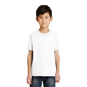Port & Company� Youth 50/50 Cotton/ Poly T-Shirt